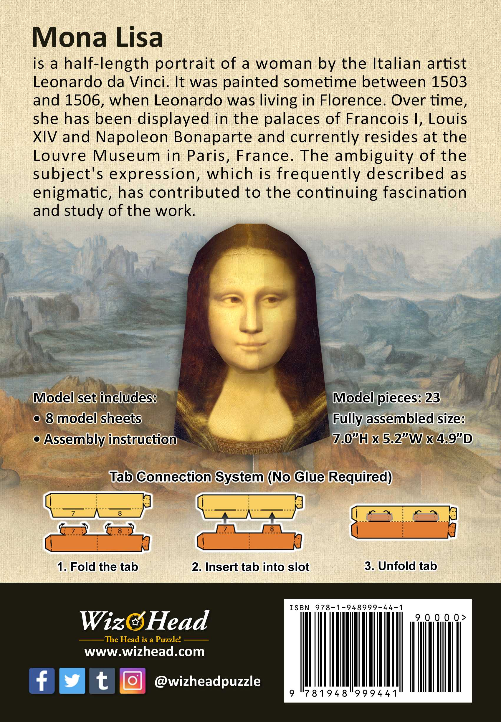 Mona Lisa (Full Size)