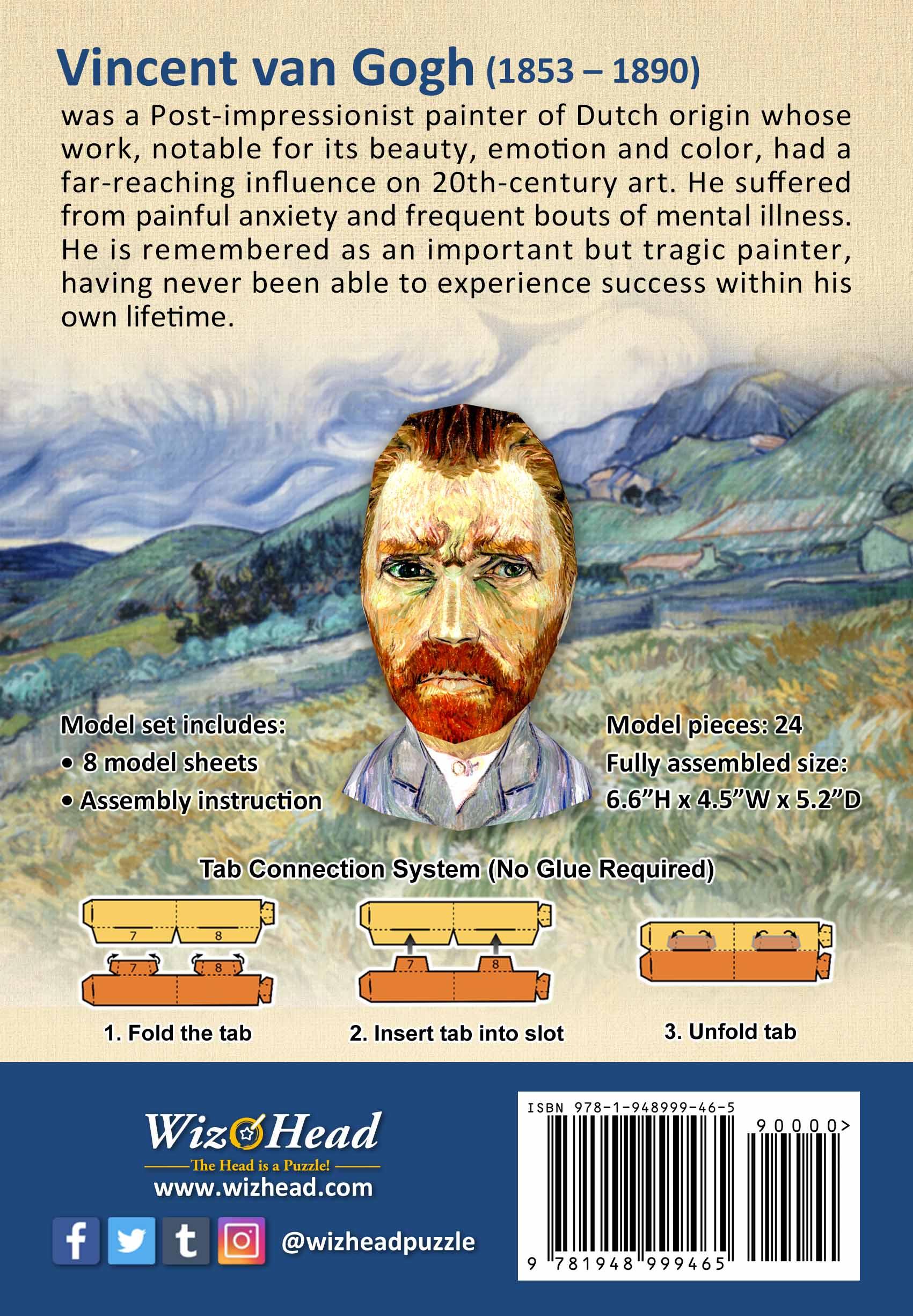 Vincent van Gogh (Full Size)