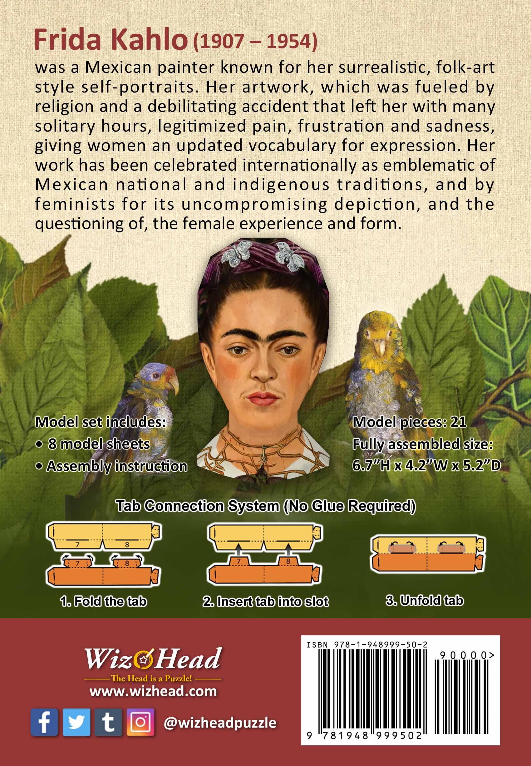 Frida Kahlo (Full Size)