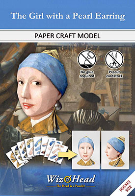 Girl with a Pearl Earring (Pocket Size)