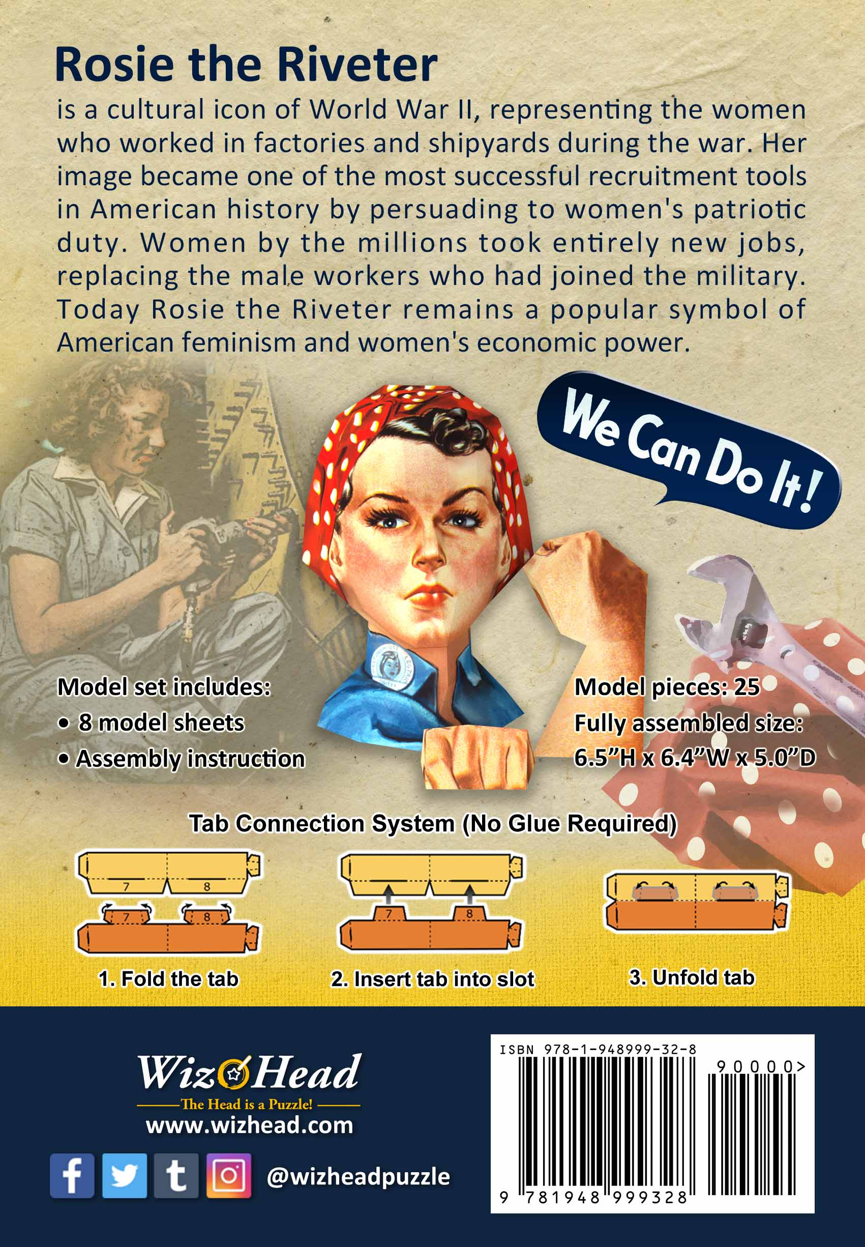 Rosie the Riveter (Full Size)