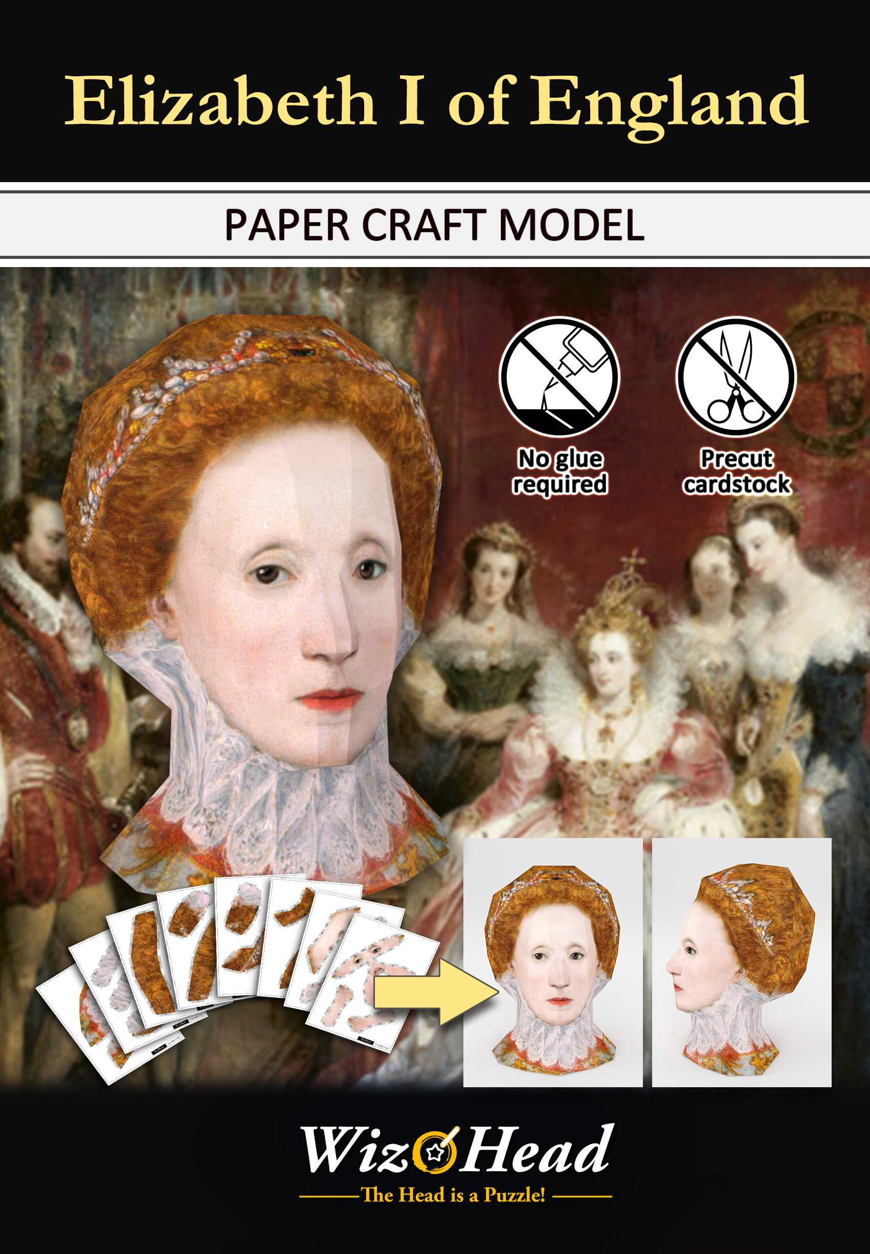 Elizabeth I of England (Full Size)