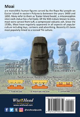 Moai (Pocket Size)