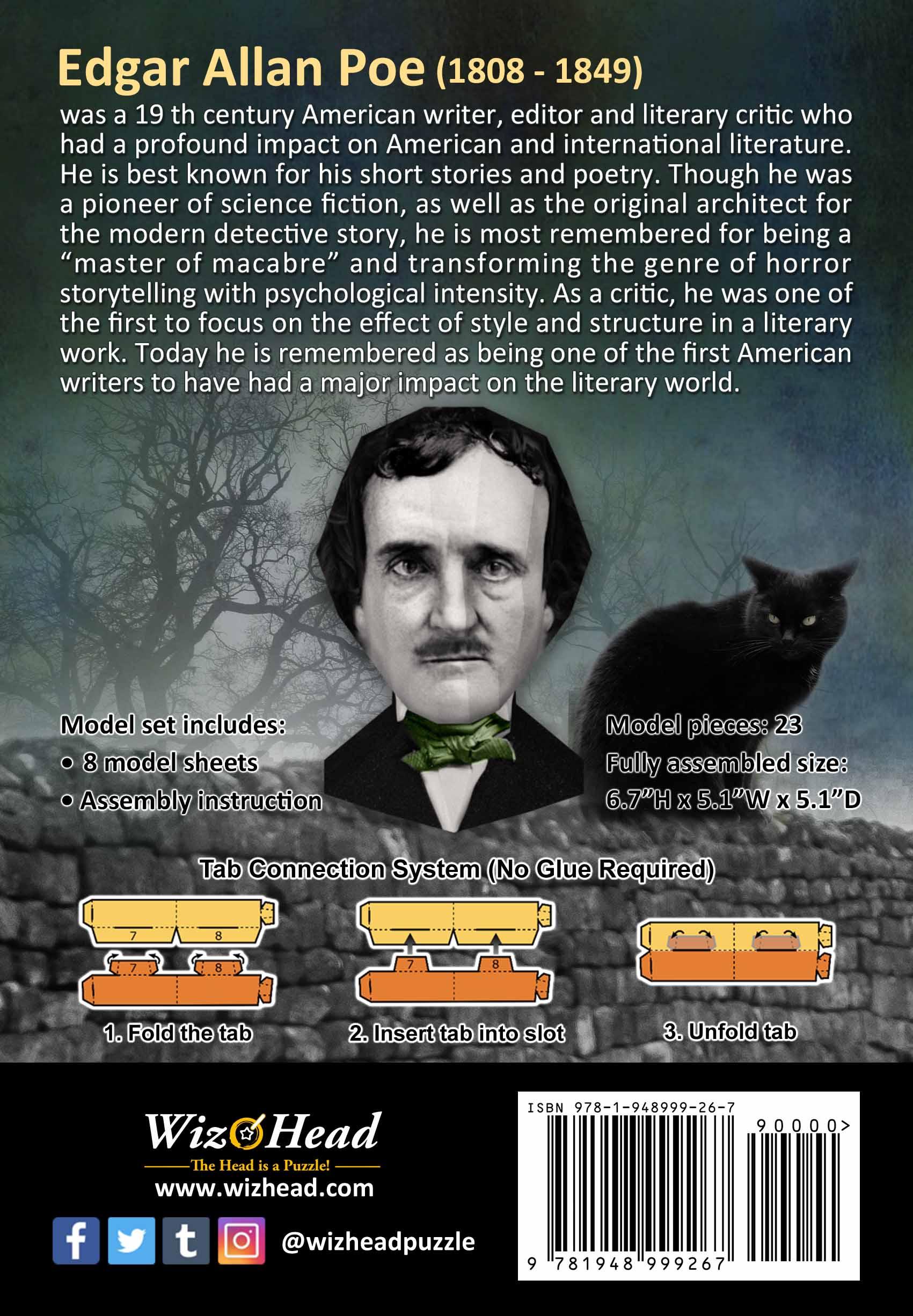 Edgar Allan Poe (Full Size)
