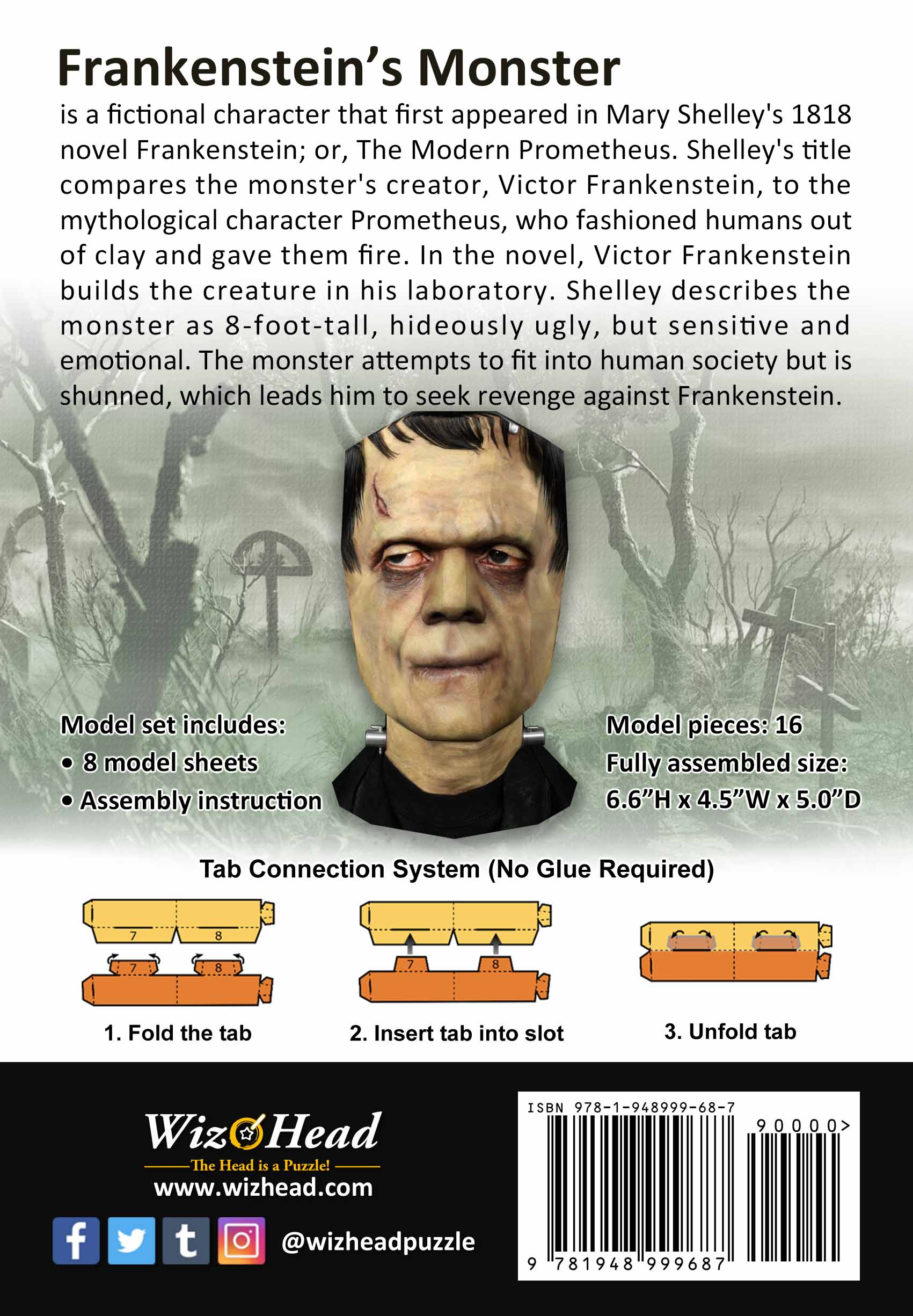 Frankenstein's Monster (Full Size)