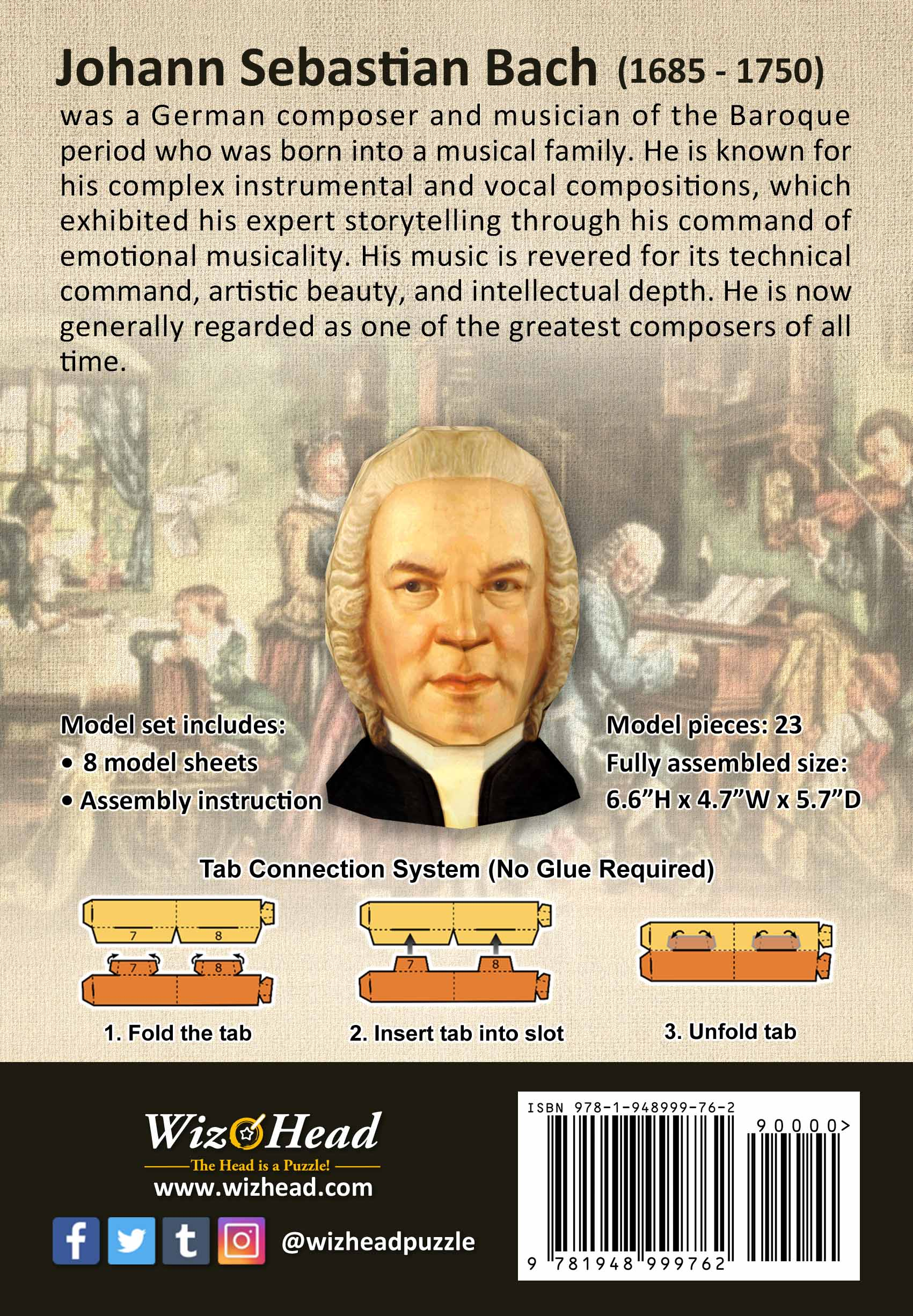 Bach (Full Size)