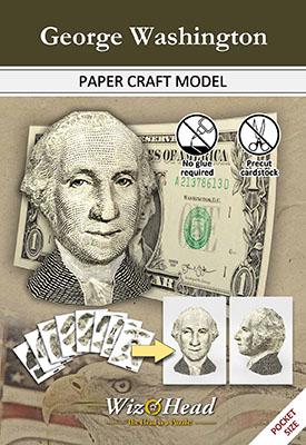 US $1 Bill- George Washington (Pocket Size)