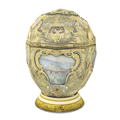 Imperial Peter the Great Easter Egg