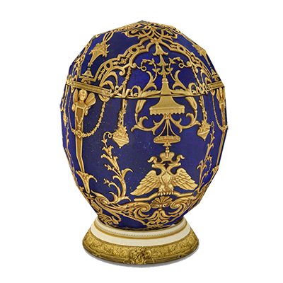 Imperial Tsarevich Easter Egg