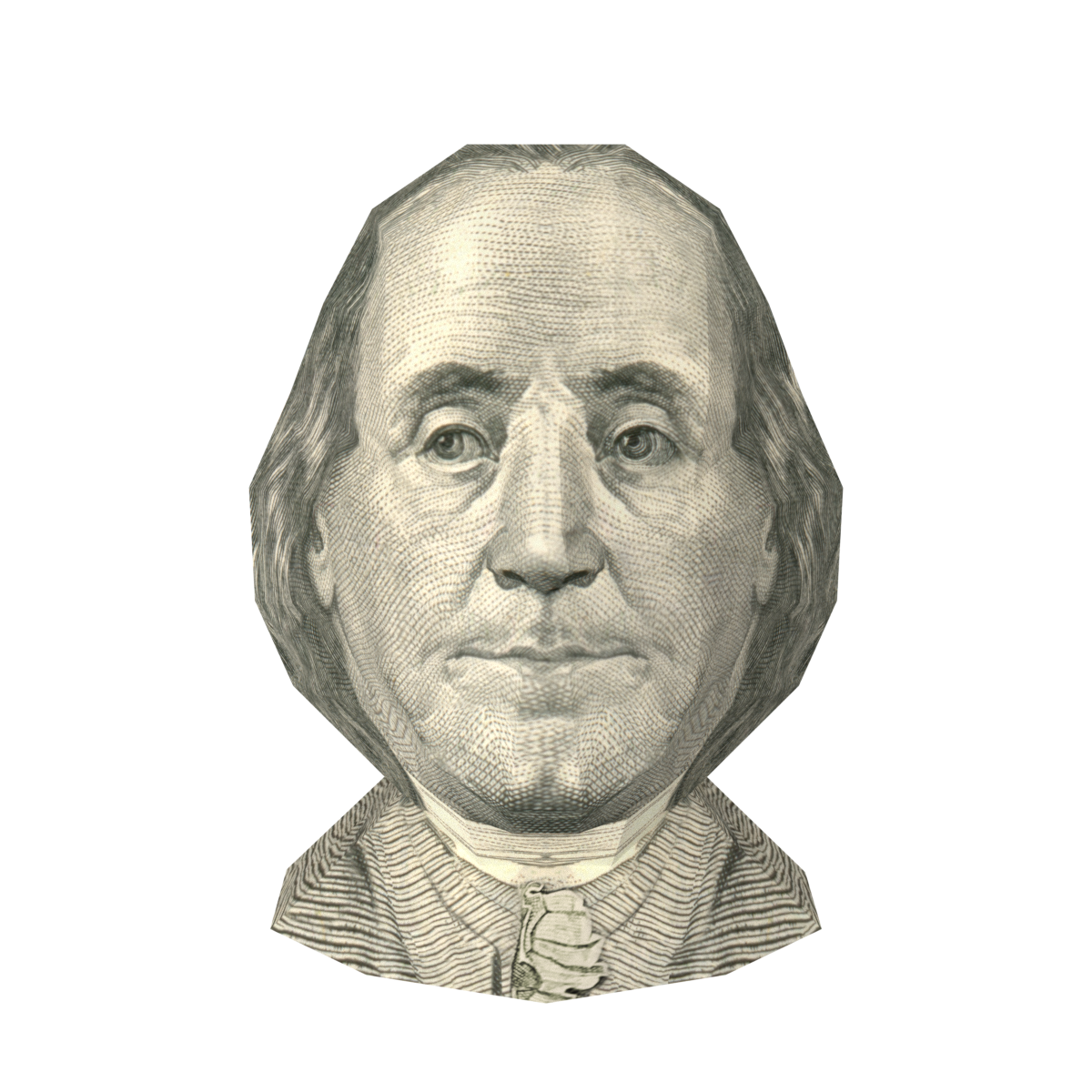 US $100 Bill- Benjamin Franklin